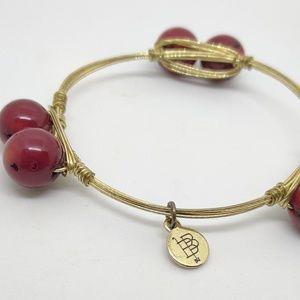 Bourbon and Bowties Stone Bracelet